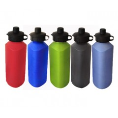 NR7017 600ml Triangle aluminium Bottle