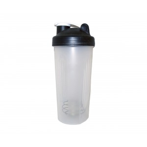 NR717 600ml Protein BPA Fee Sharker with Stainless Steel Mixer Ball