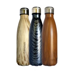 NR723 500ml Double Wall Stainless Steel Bottle